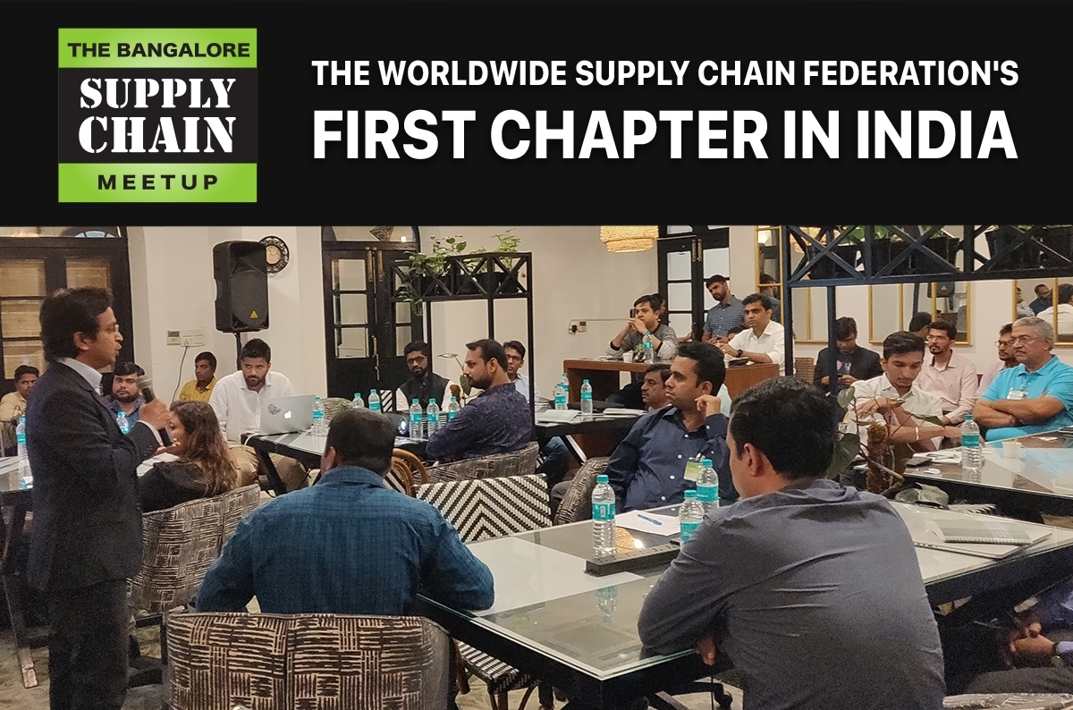 Supply Chain Meet-Up Bangalore
