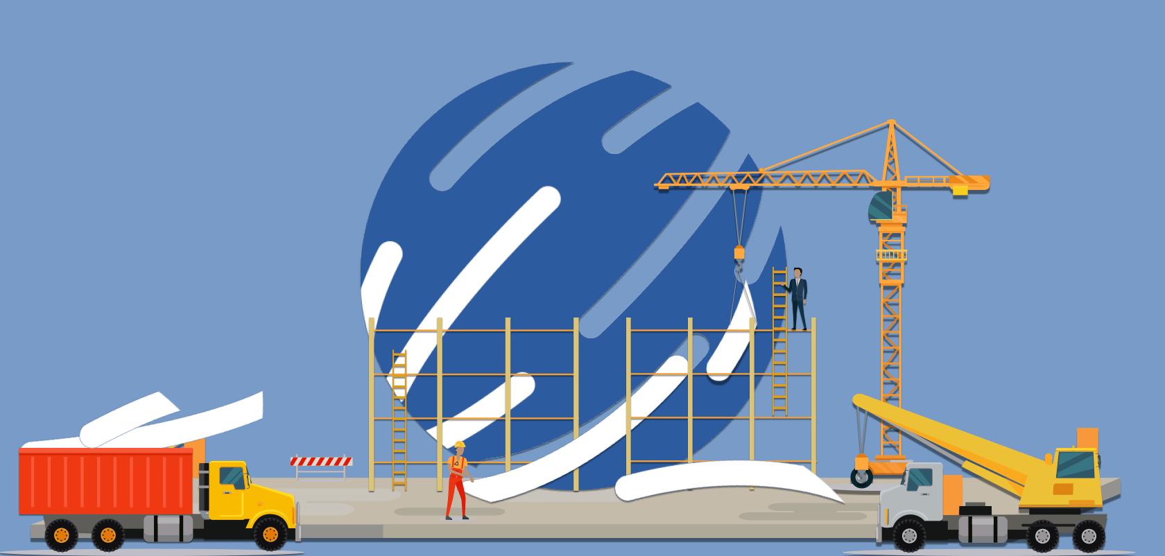 Locus Logo Construct