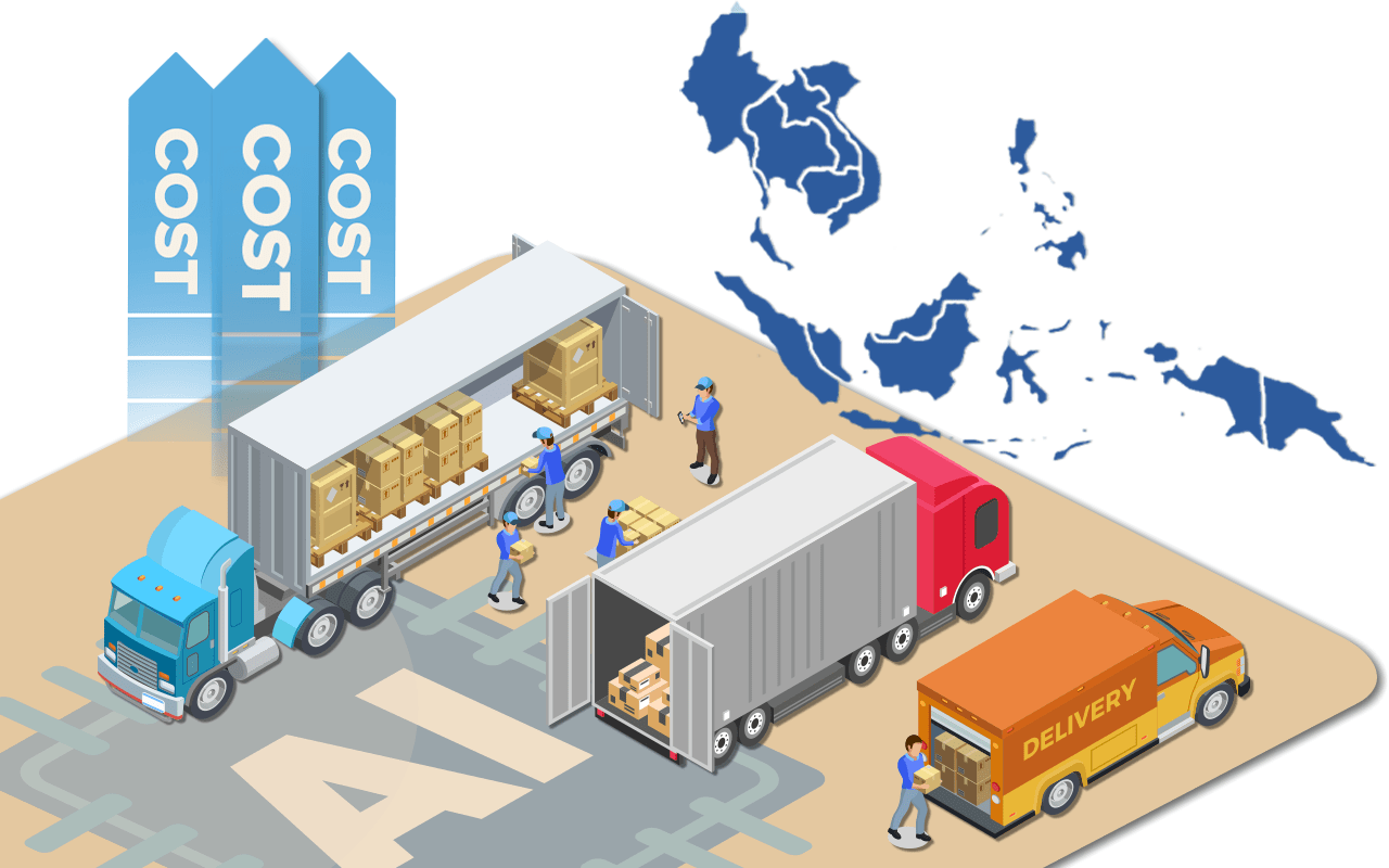 Logistics Cost Optimization through Supply Chain Optimization