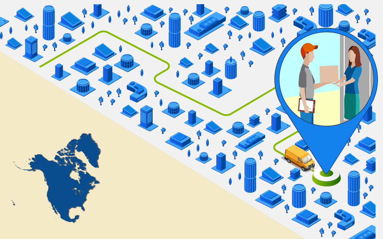 How to tackle last mile delivery challenges in North America