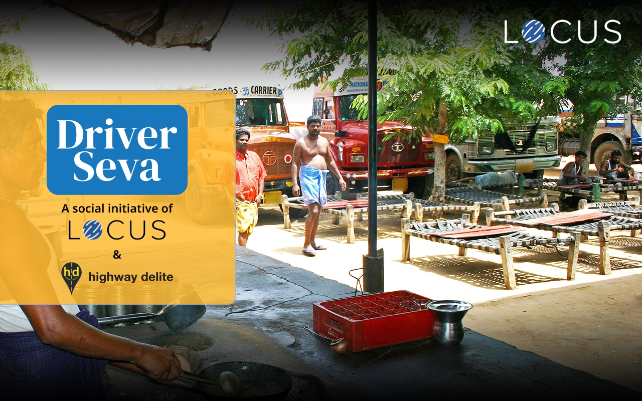 Driver Seva Mobile App to help Stranded Drivers in India