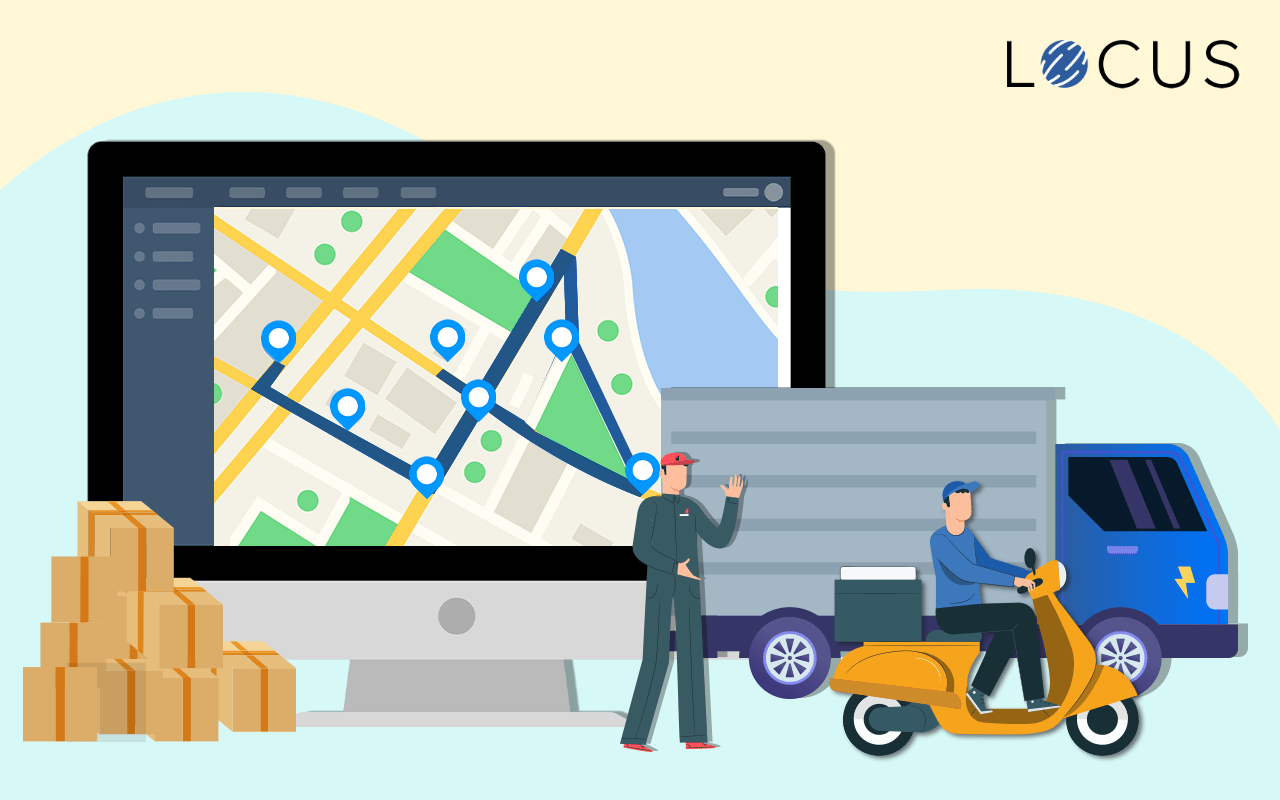 How advanced route planning software benefits fleet drivers