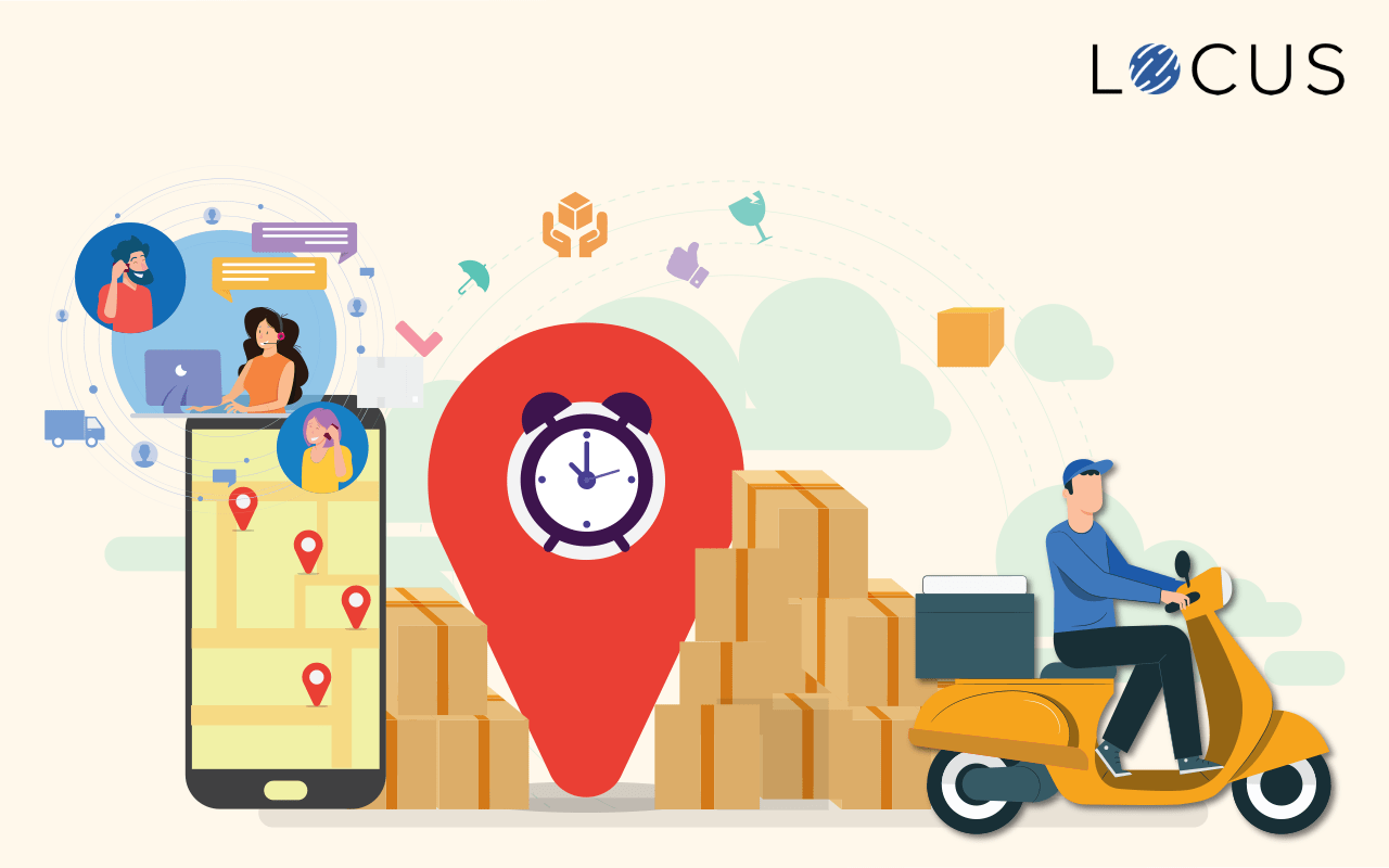 How do you manage peak delivery periods