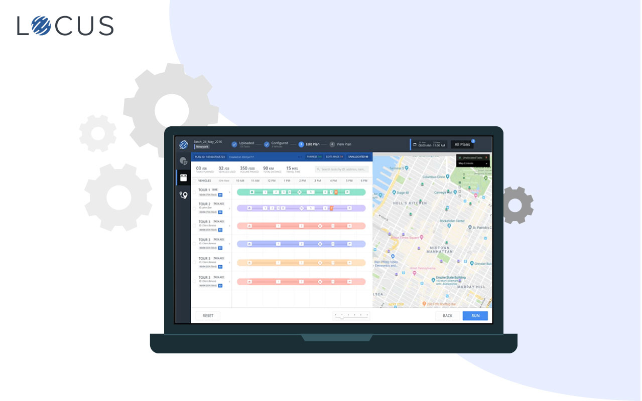 Minimize your Delivery Complexities using Logistics Automation