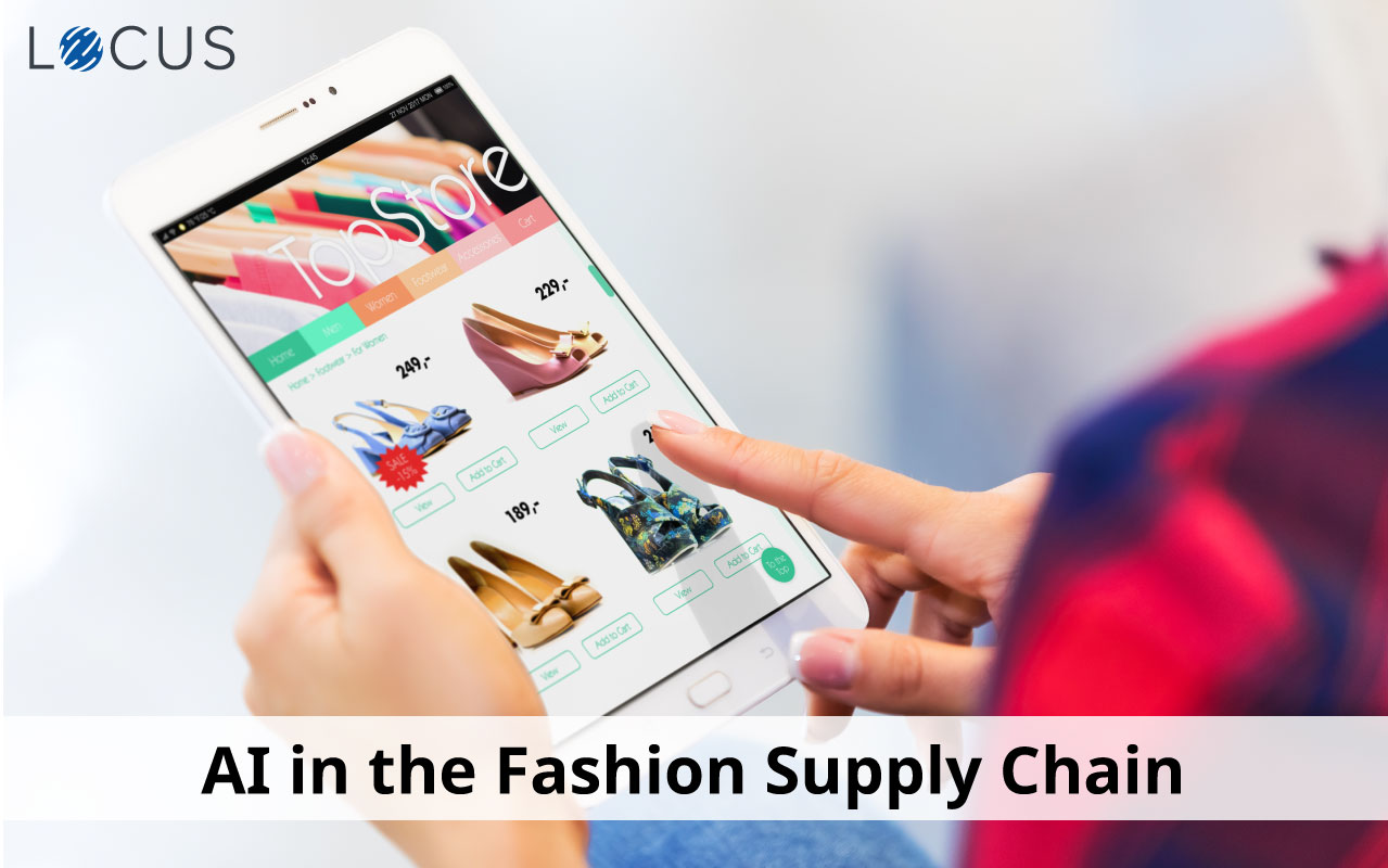 AI in Fashion Supply Chain