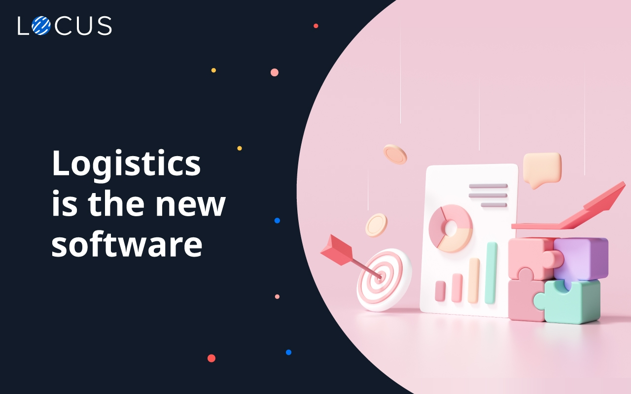 Logistics is the New Software