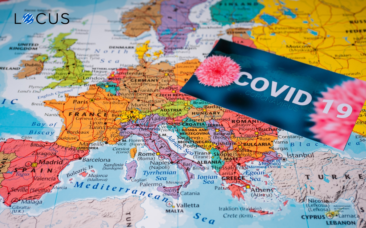 Covid Trends and Challenges in Europe