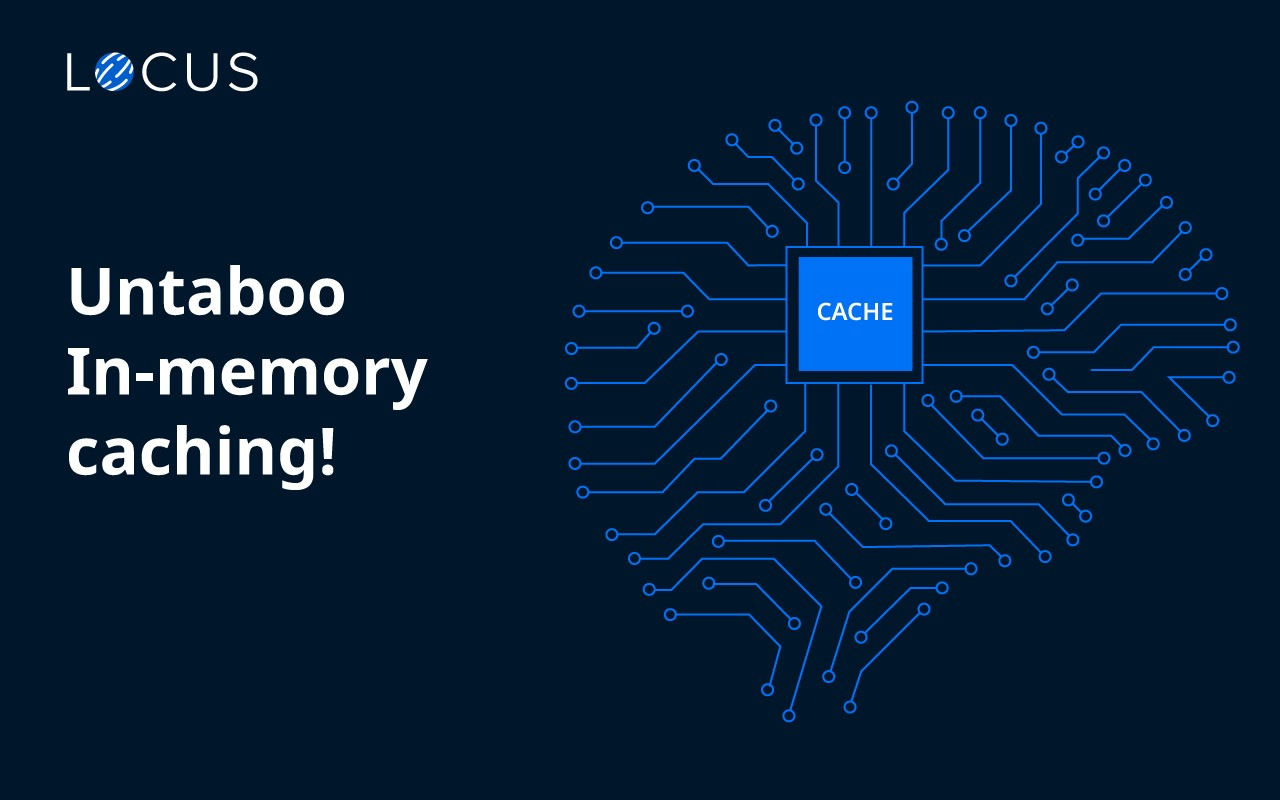 Untaboo In-memory caching